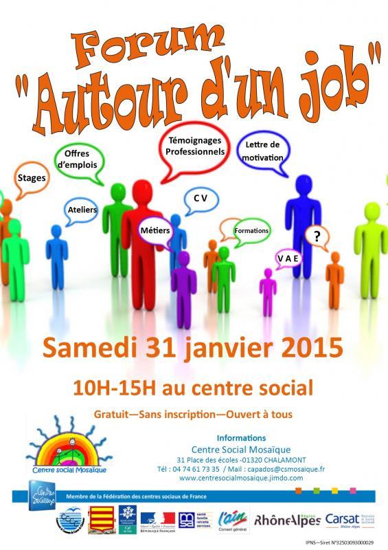 Aj 2015 affiche forum job 31 01 15