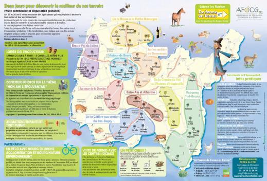 Depliant carte de l ain de ferme en ferme 2015 2 2