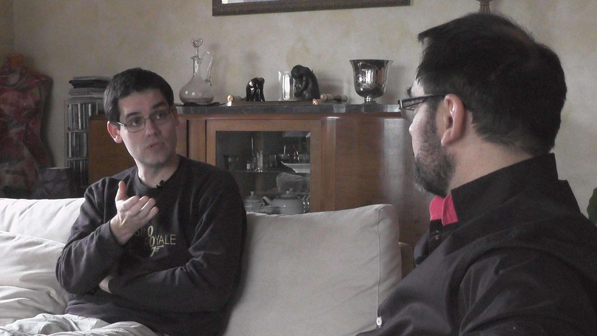 Arnaud, réalisateur du 9e Regard